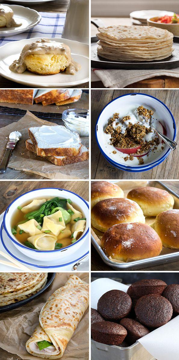 Weekend Gluten Free Baking Recipes - Bake & Freeze! - Gluten-Free on a Shoestring