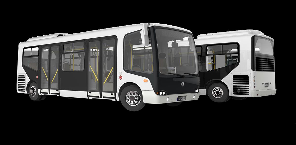 Modulo Bus on Behance