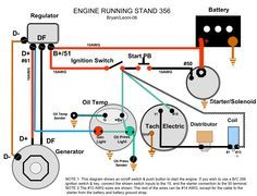 65c1e414758869da188d82f21377a0e1 engine test stand plans google search mechanics pinterest HEI Distributor Wiring Diagram at bakdesigns.co