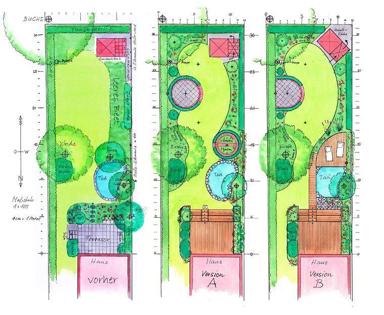 pflanzpl ne gemischt plants co pinterest g rten gartenplanung und gartenideen. Black Bedroom Furniture Sets. Home Design Ideas