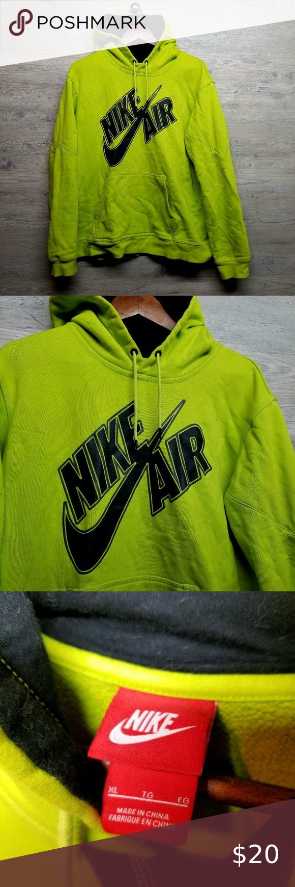 Nike Air Hoodie Sweatshirt Perfect Condition Nike Air Hoodie Sweatshirts Sweatshirts Hoodie [ 1740 x 580 Pixel ]