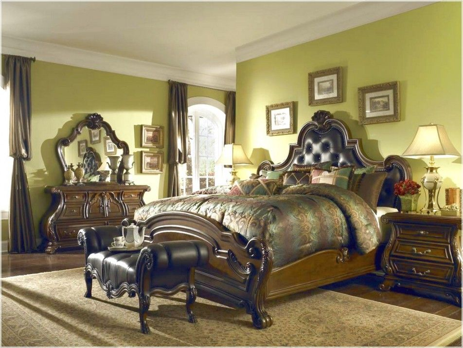 Bedroom How To Pick Out A Headboard To Match Your Bed: Luxury Traditional  Bedroom Design