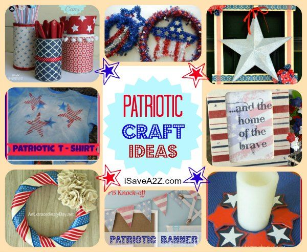 Do it yourself patriot craft ideas summer ideas for kids do it yourself patriot craft ideas solutioingenieria Choice Image