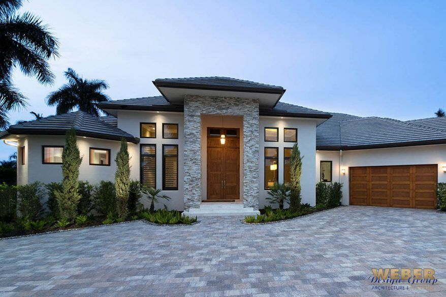 Contemporary House Plan 1 Story Coastal Contemporary Floor Plan Contemporary House Plans House Plans With Pictures Modern House Plans