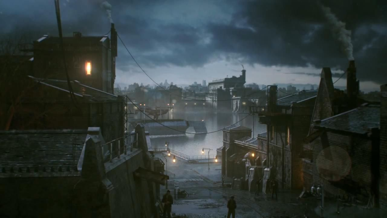 Dishonored Debut Trailer 2 Jpg 1280 720 Fantasy City Dishonored Dark City