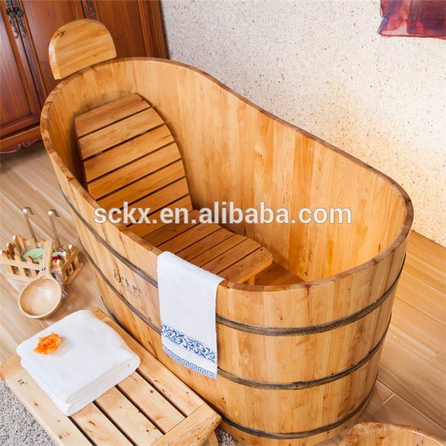 Goedkope Vrijstaand Bad Houten Bad Inbad Whirlpools Van Badkamer Op M Dutch Alibaba Com Wooden Bathtub Bathtubs For Sale Wood Bathtub