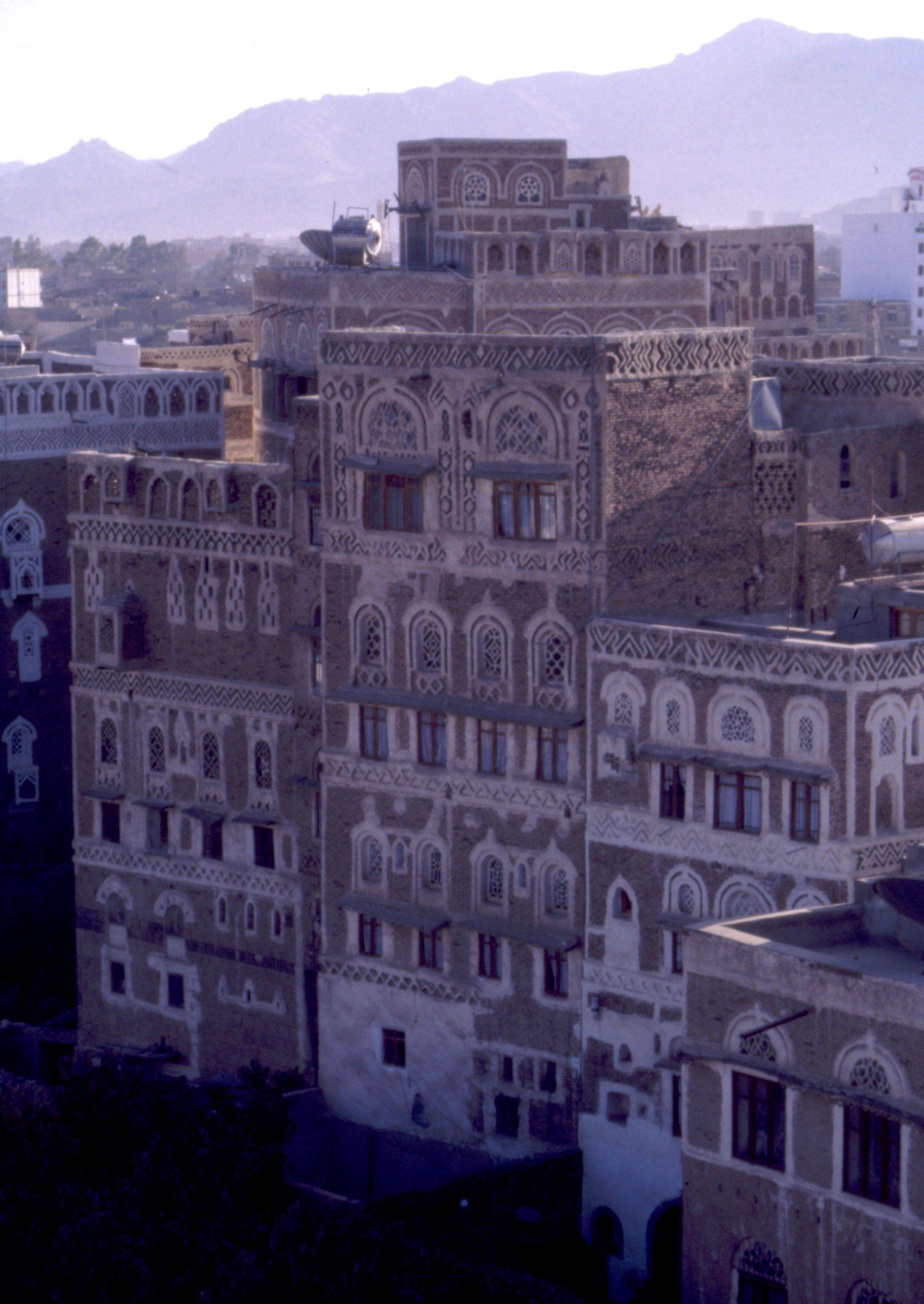 Lehmhauser In Sanaa Traumreiseziele Reisen Lehmhaus