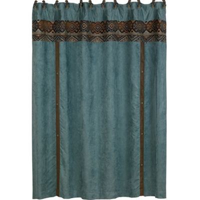 Southwest Curtains Google Search Western Shower Curtain Rustic Shower Curtains Western Bathrooms