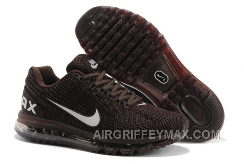 hot sale online a5b2a fcbed Online Uk Nike Air Max Pathfinder Mens Running Shoes On Sale Brown And  White, Price   103.00