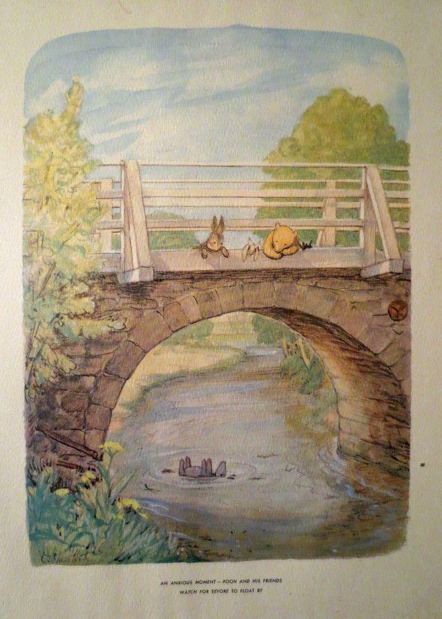 Authors A A Milne Illustration Art Whimsical Art Illustration