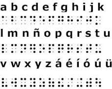 Resultado de imagen para sistema braille en mexico