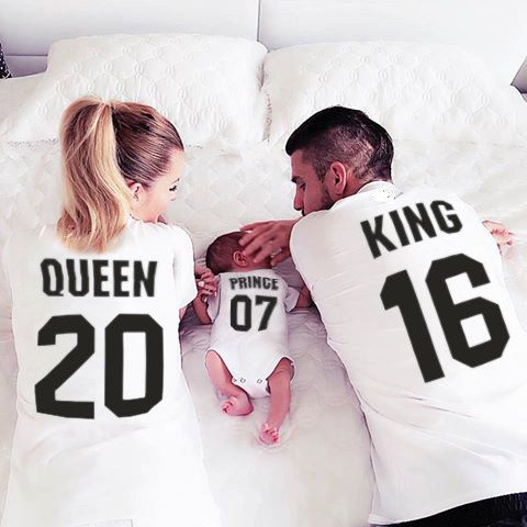 Considerate Girls Boys Personalised Glitter Crown Prince Or Princess Vest Modern Design Baby