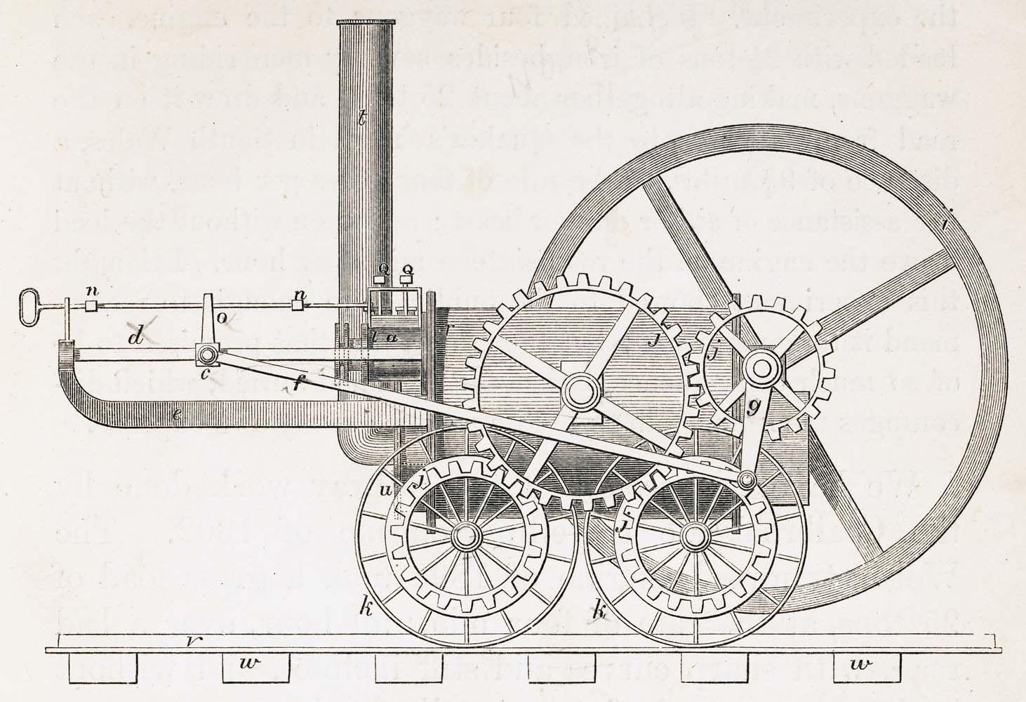 Resultado de imagen de maquina de vapor revolucion industrial ...