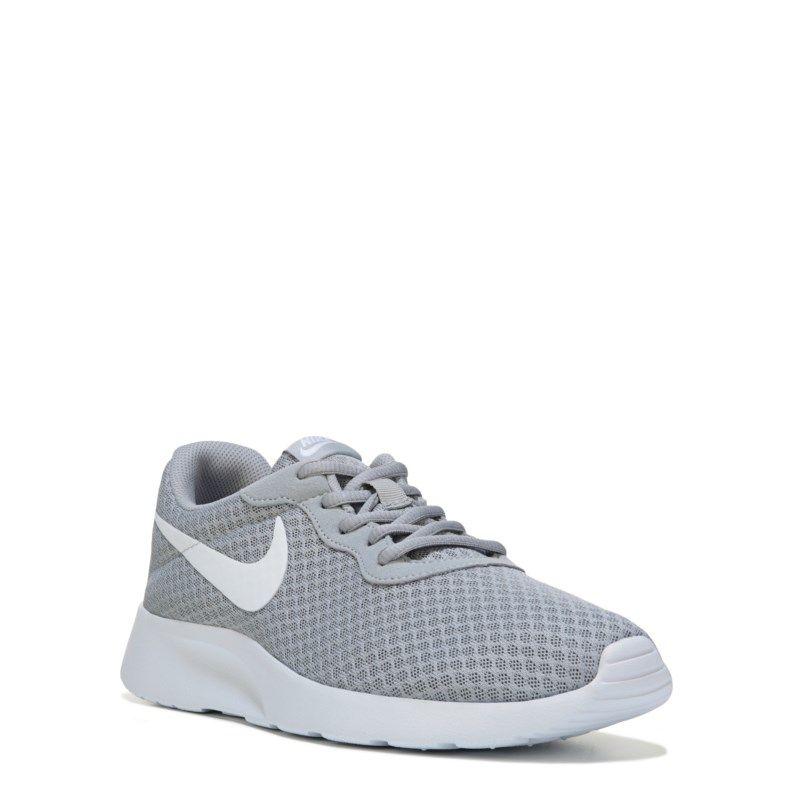 1115ed59e171d Nike Men s Tanjun Sneakers (Grey White) - 11.0 M
