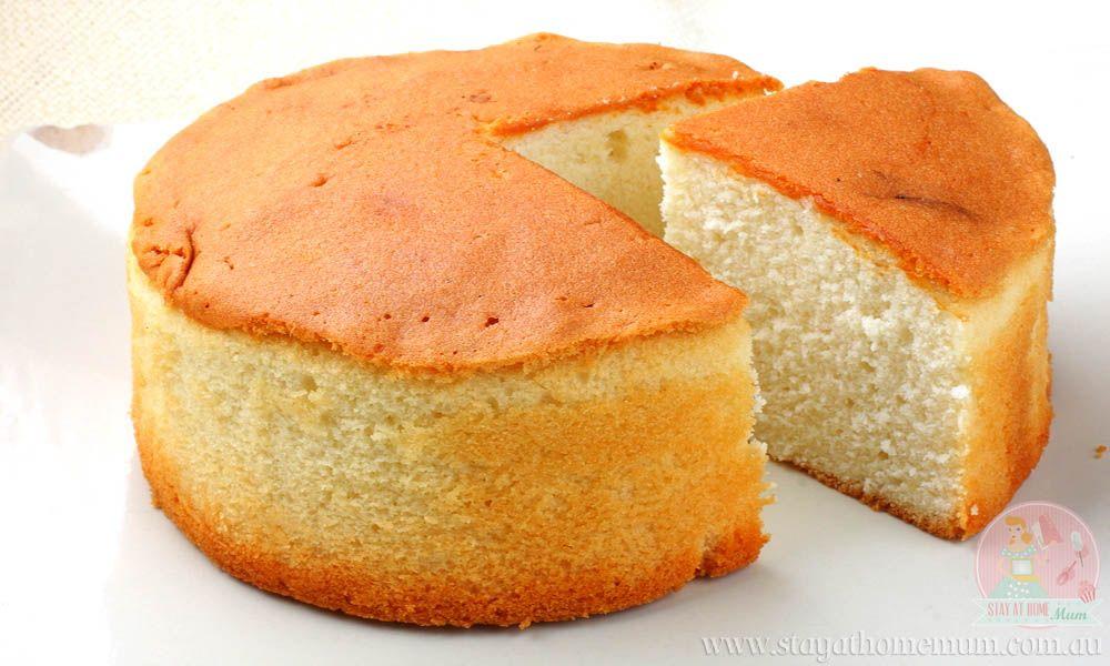 Best Frosting For Sponge Cake