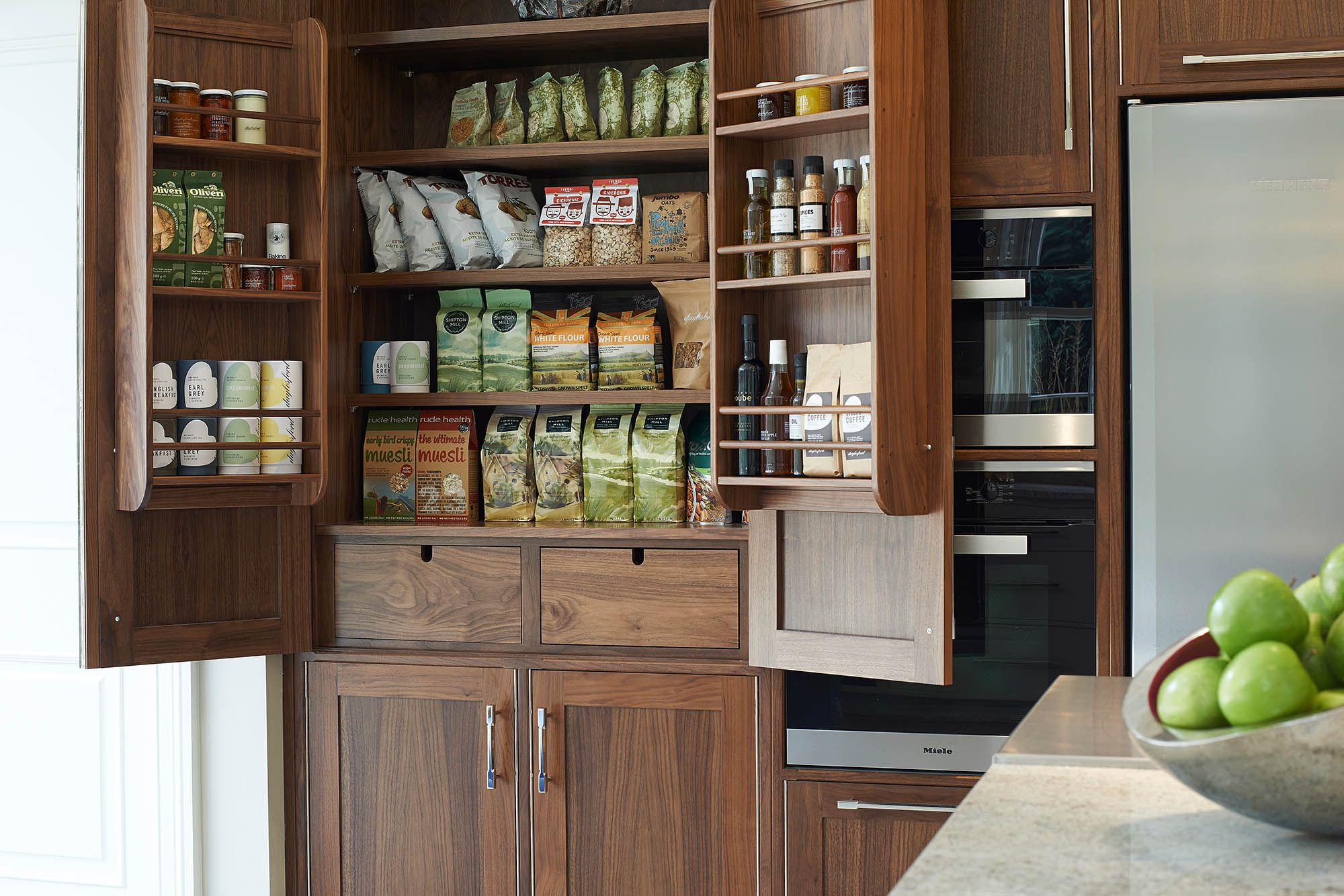 Firm Hoban Design Project Coombe Kitchen Kitchen, New