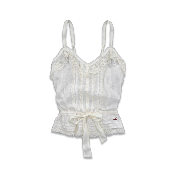 Hollister Hobson white top