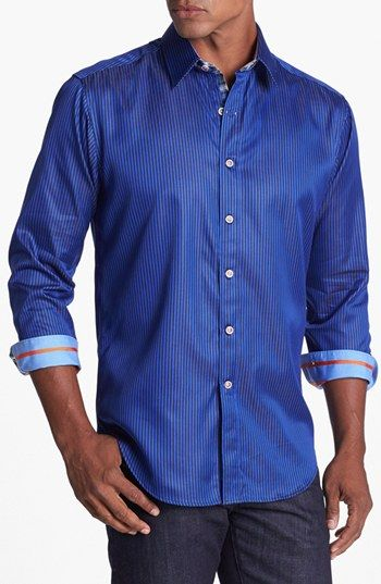 Robert Graham '2 Fer' Regular Fit Sport Shirt available at #Nordstrom