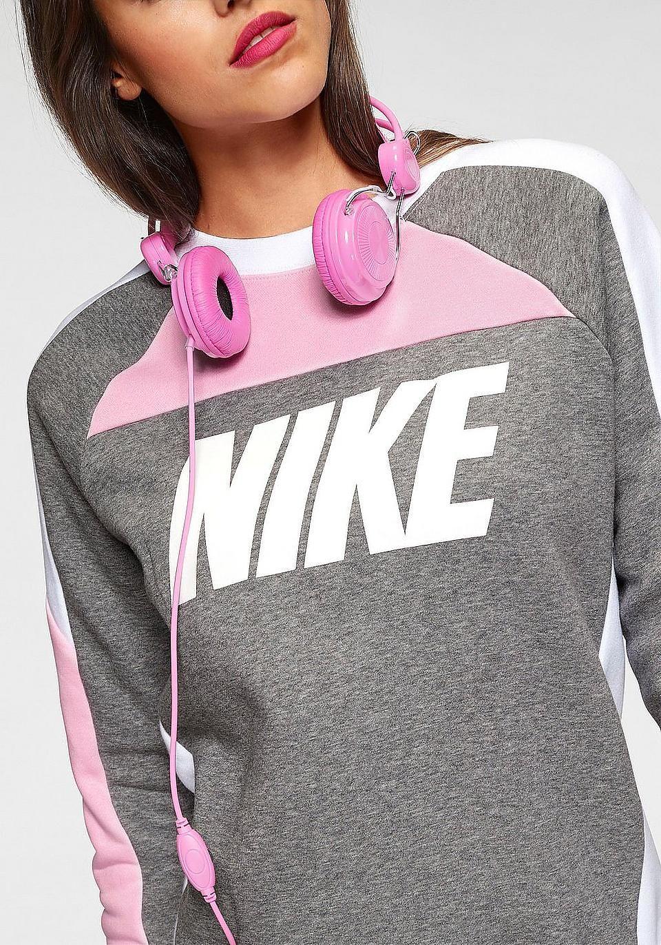 Nike Sportswear Sweatshirt »W NSW CREW FLC CB« kaufen in