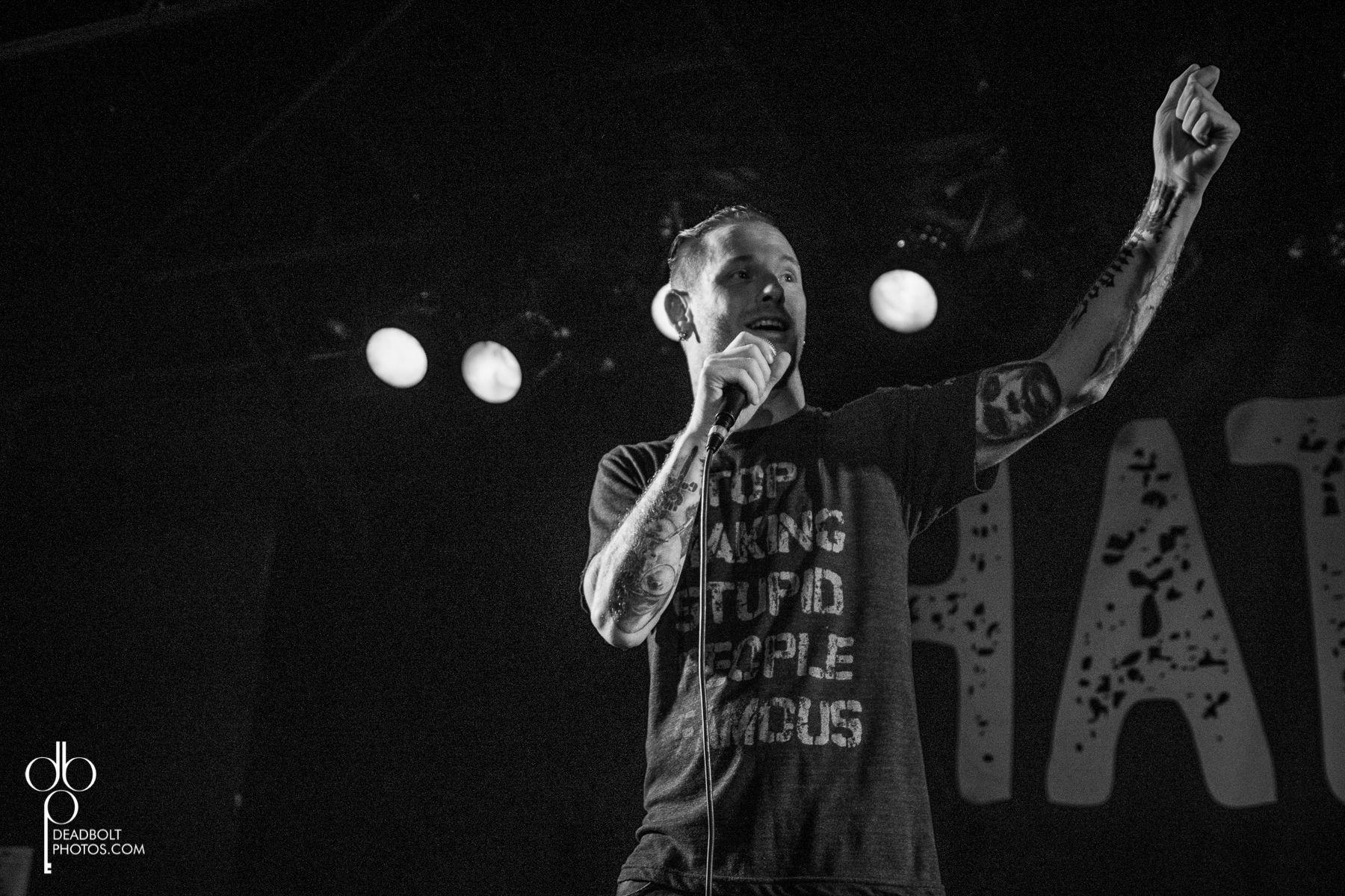 Corey Taylor Solo Acoustic Show: The Stone Pony   July 8, 2015 - Pop-Break