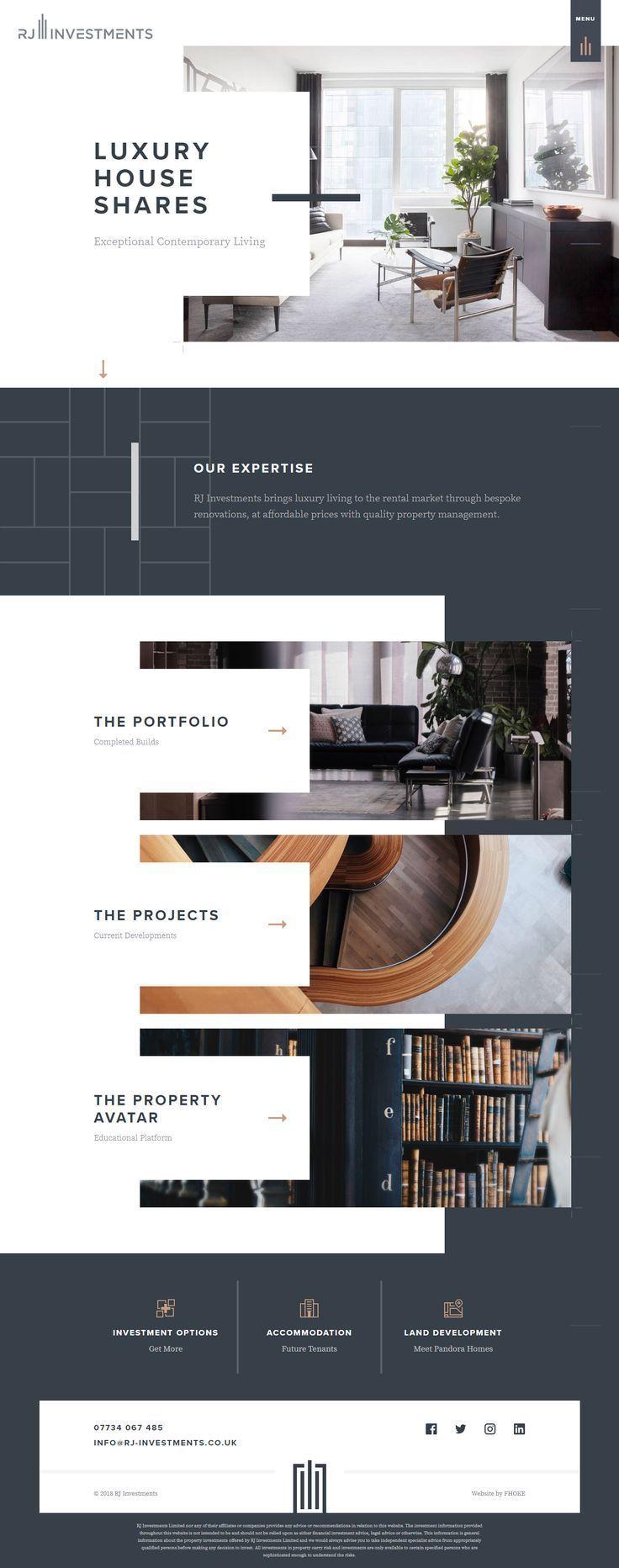 Fashion Website Template for Showit Platform