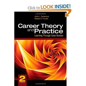 These case studies organized by career theory help career counselors in training to understand how to assist their future clients. Discover your career fit with EPIC Career. Dr. Steven Rodriguez, (832) 422-7337 http://www.epiccareer.net/
