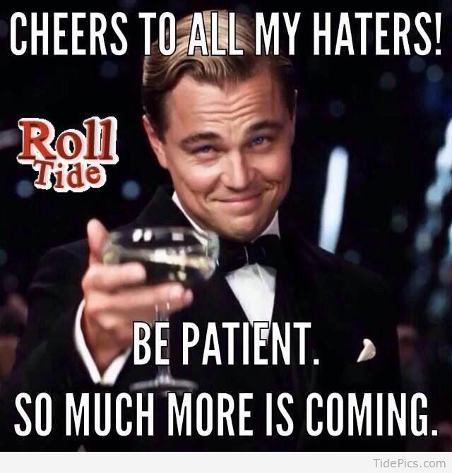 Cheers To All My Haters Funny Quotes Badass Quotes Quotes