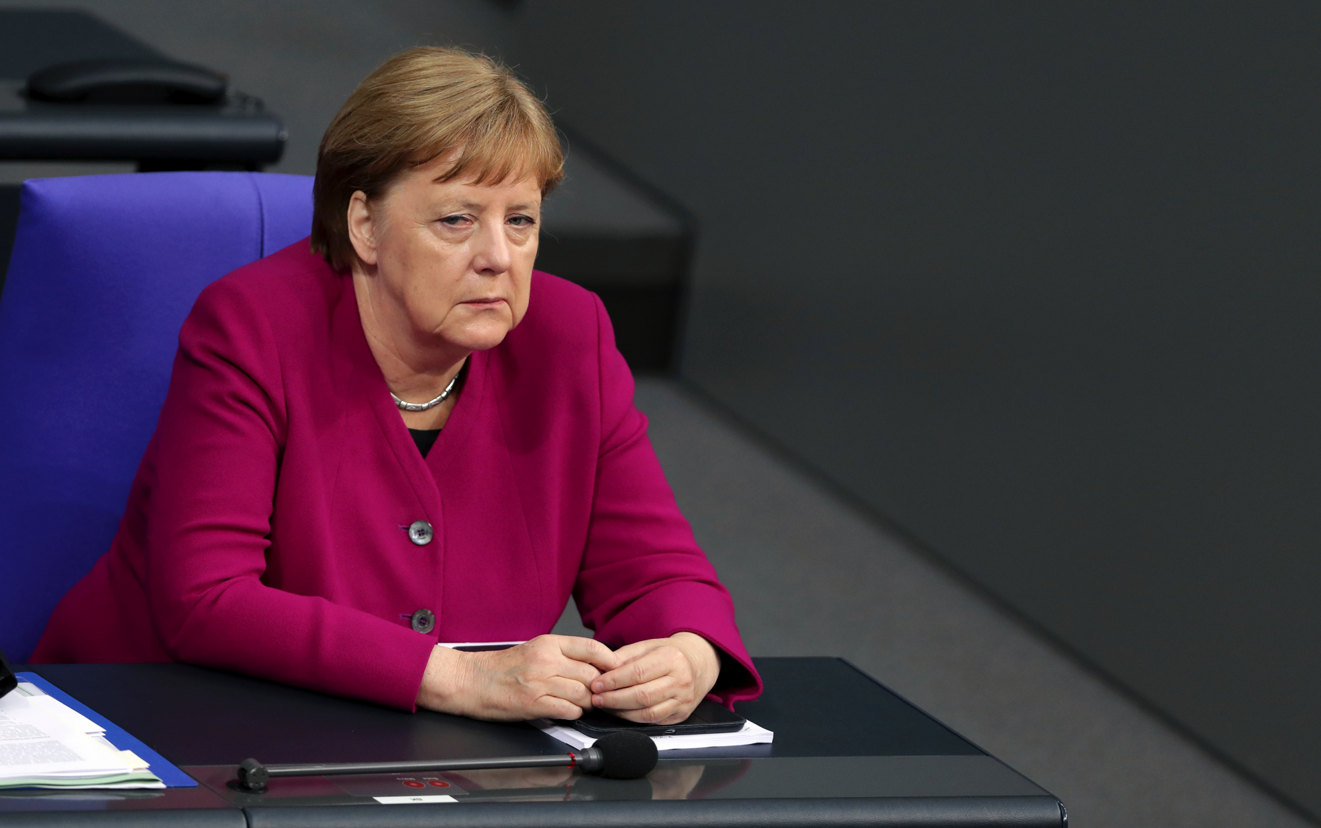 Angela Merkel Nude pin on breaking news