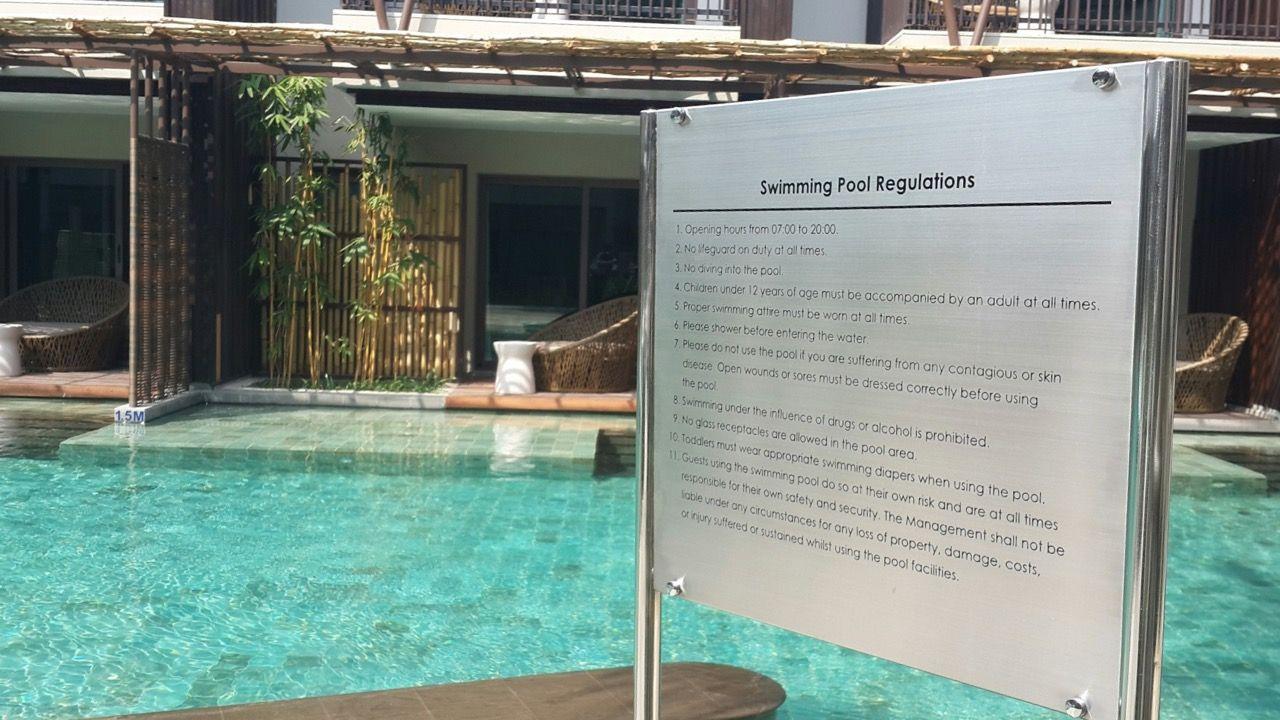 Pool Regulations Pool Swimming Pool Rules Pool Rules