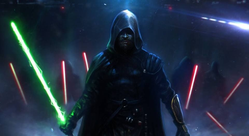 Luke vs Sith