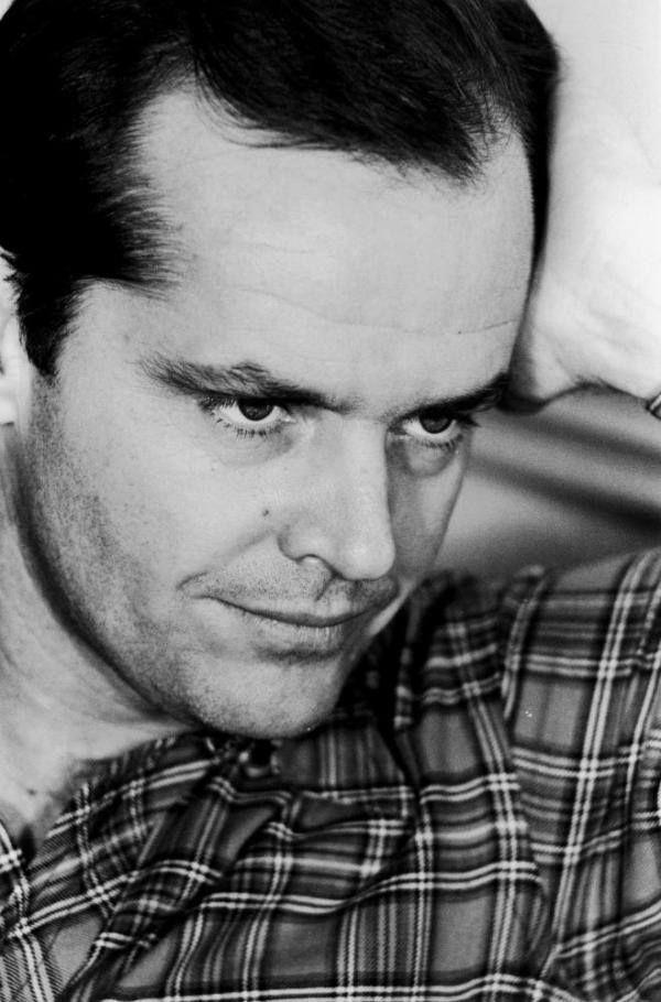 Jack Nicholson.