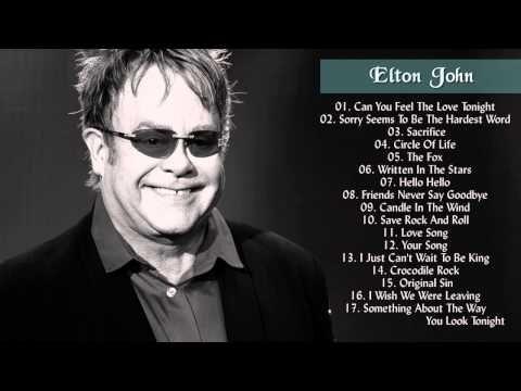 Elton John Greatest Hits Full Album The Best Of Elton John Best Of Elton John Pop Rock Music Elton John