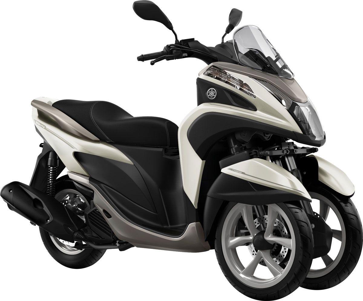 Yamaha   Voici Les Tricity  X