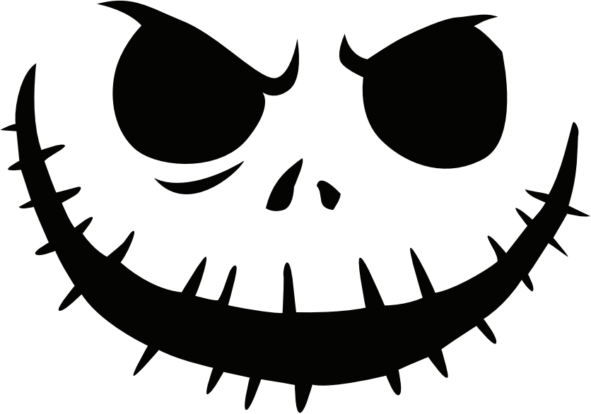 Jack Nightmare Before Christmas Pumpkin Template Jackskellington Awesome Jack And Sally Pumpkin Patterns For Free