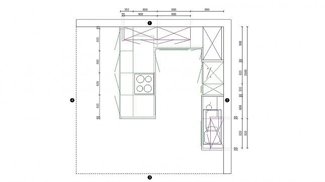 Bildergebnis für küchenplanung grundriss Küchen planung