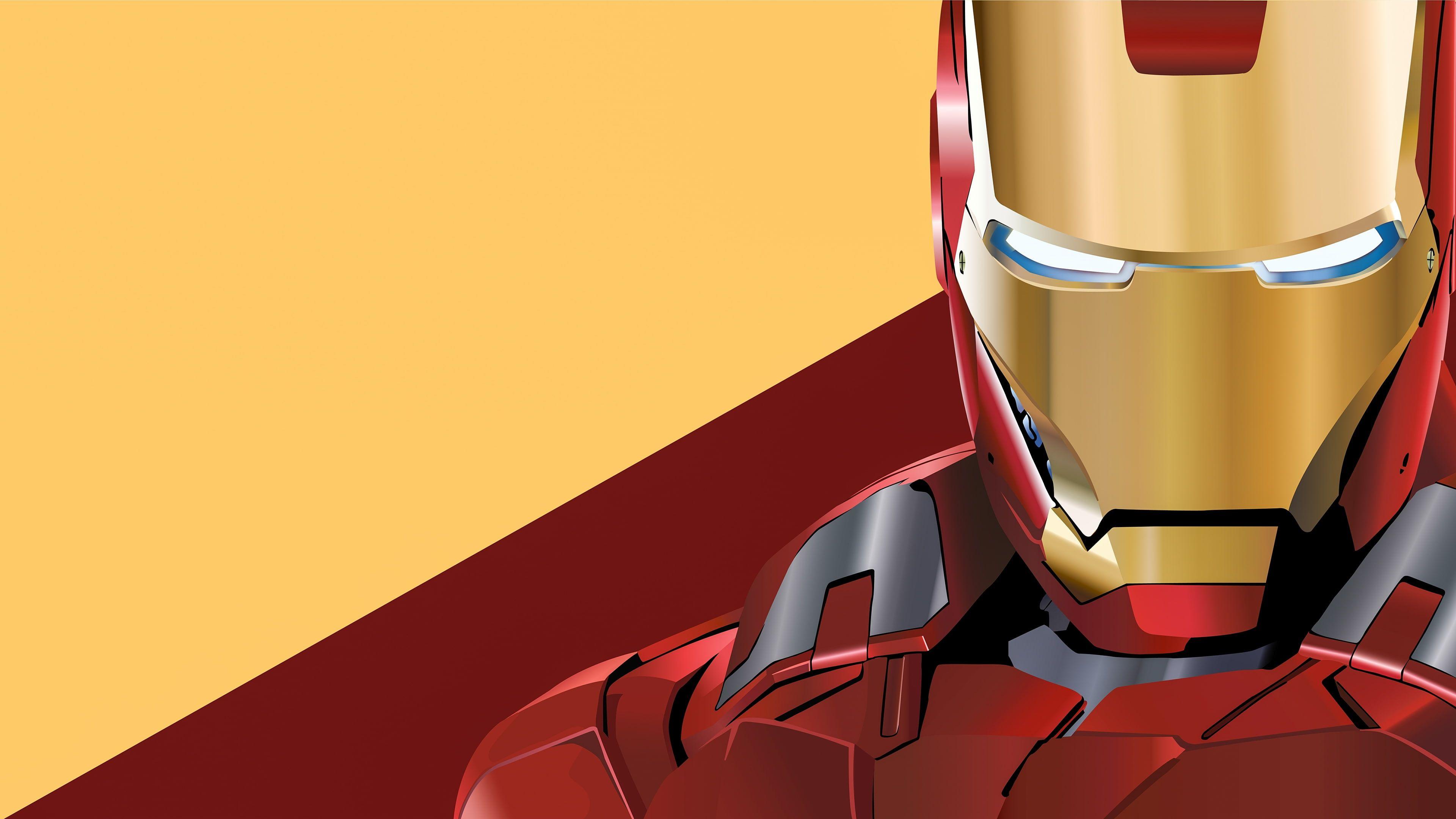 Iron Man Digital Art Hd 4k Artist Behance Artwork Superheroes 4k Wallpaper Hdwallpaper Desktop Iron Man Wallpaper Iron Man Man Wallpaper
