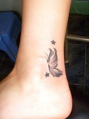 Simple Butterfly Tattoo On Leg Tattoos Idea Tattoos Tattoo