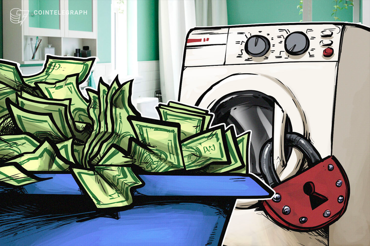cryptocurrency money laundering laws