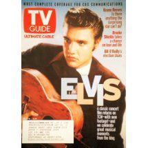 TV Guide - Ultimate Cable - January 13-19 2001 - ELVIS : A CLassic Concert Film Returns on TCM - Rare Issue - Also: Keanu Reeves / Brooke Shields / Bill O'Reilly + More - Limited Edition - Collectible (Ultimate Cable, 49)