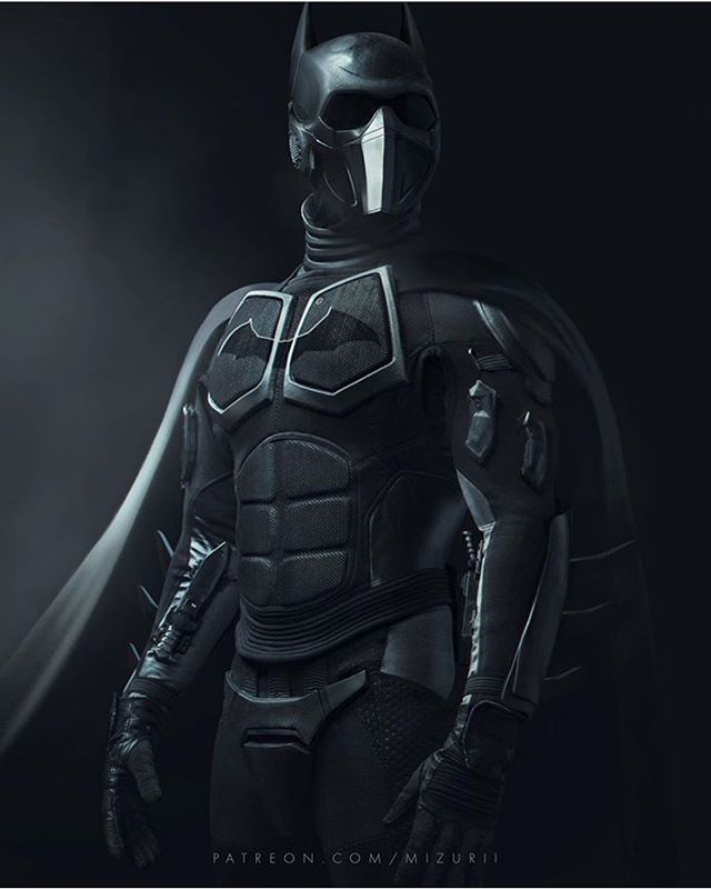 Comicbook Bat Noir Or Batman In 2020 Batman Batman Suit Favorite Character