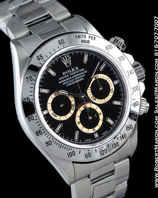 Rolex Daytona 16520