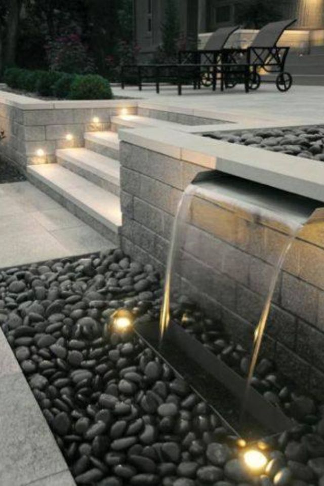 Resultado de imagen para imagenes de jardineras modernas Fountains - jardineras modernas