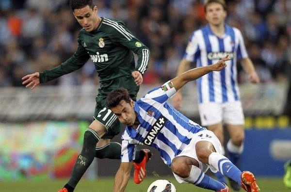 26 05 2013 Primera Division Real Sociedad Real Madrid Prediction 1 Ah 0 Odds 1 97 Result 3 3 Money Back Www Efootba Real Sociedad Sports Jersey Football