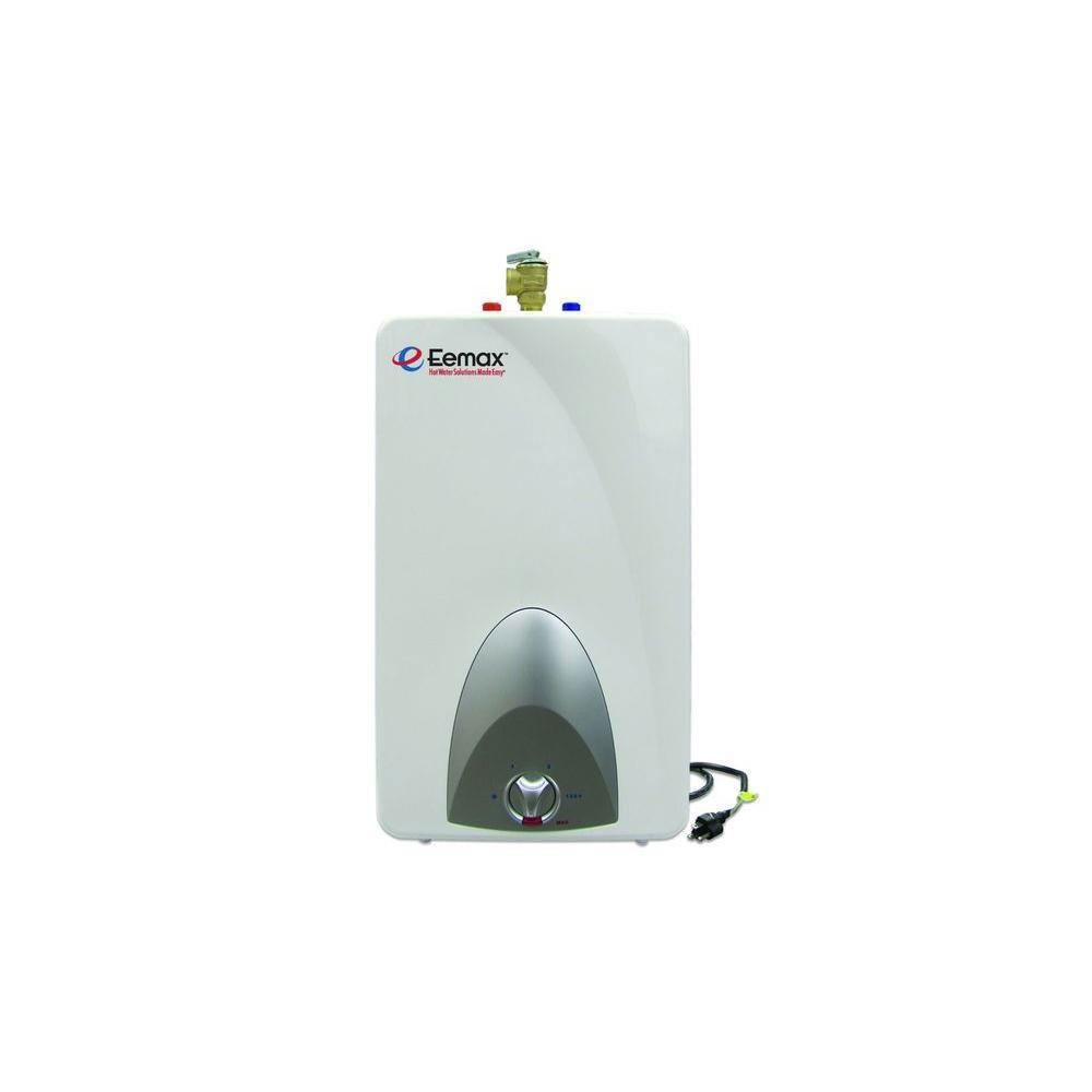 Eemax 4 0 Gal Electric Mini Tank Water Heater 513411 Carbon Footprint Thermal Energy Home Improvement
