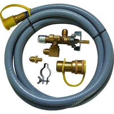 Bond 90 000 Btu Natural Gas Conversion Kit Outdoor Heating Gas