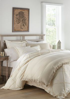 Stone Cottage  Thea Comforter Set - Natural - Twin