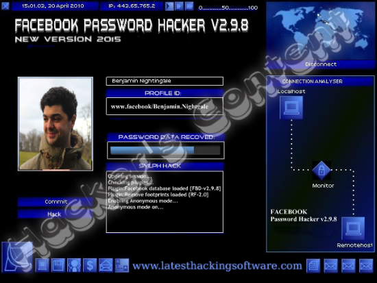 Hack Facebook Password Free Online Without Surveys