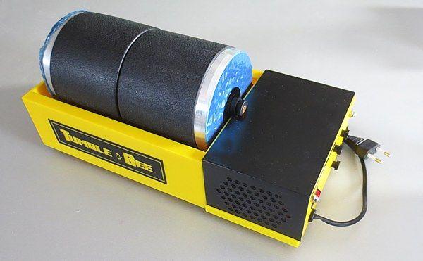 Trommelschleifmaschine Tumble Bee 2x1 kg