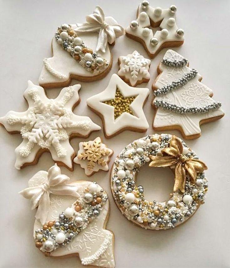 #weihnachtsplätzchen –  Kekse, Plätzchen & Macarons (cookies)    #Cookies #Kek…