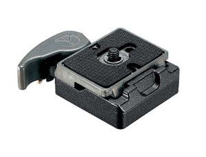 Amazon Com Manfrotto 323 Rc2 Rapid Connect Adapter With 200pl 14